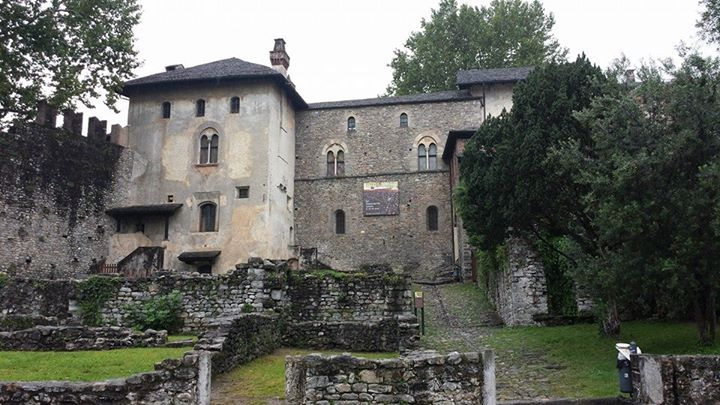 Il castello visconteo