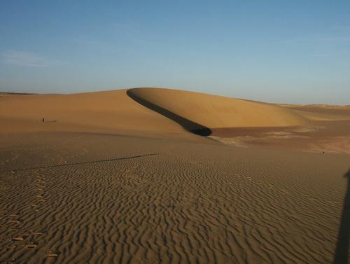 The Lybian Desert/F.Ramsauer