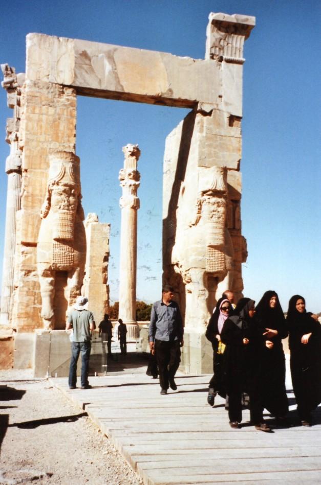 IRAN/Rosemarie