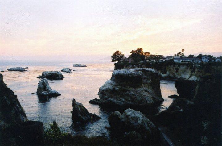 Near Monterey