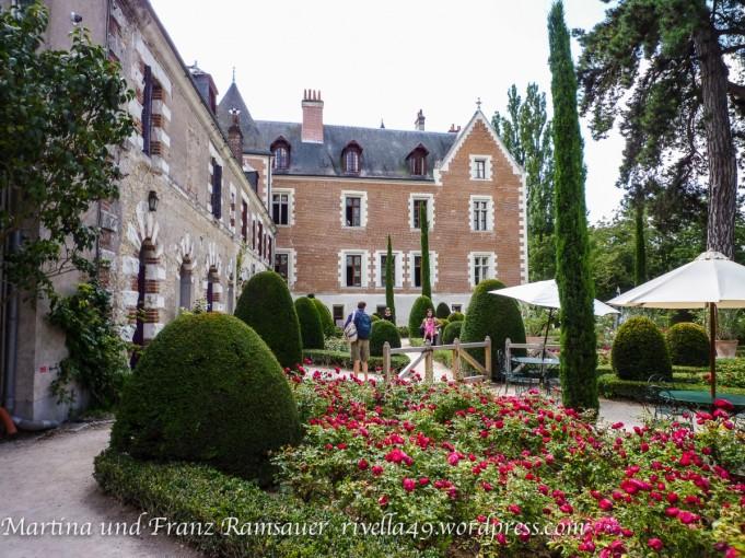 Garten und Aufenthaltsort von Leonardo Da Vinci