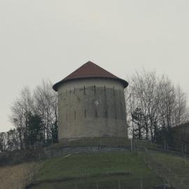 I FORTINI DELLA FAME/HUNGERTUERME2.torre/Turm
