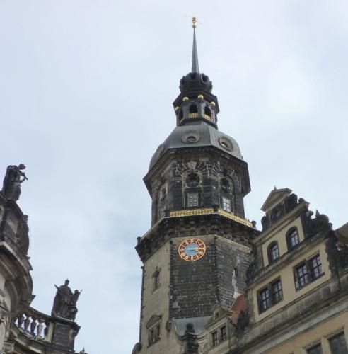 Grünes Gewölbe im Schloss