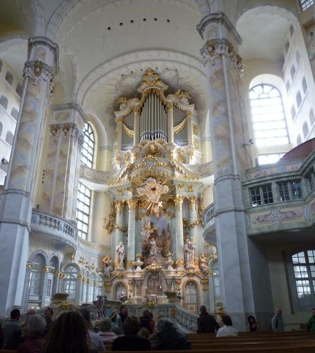 Frauenkriche, Dresden
