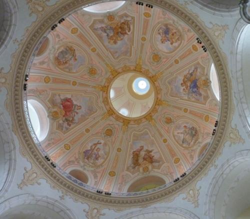 Kuppel, Frauenkirche