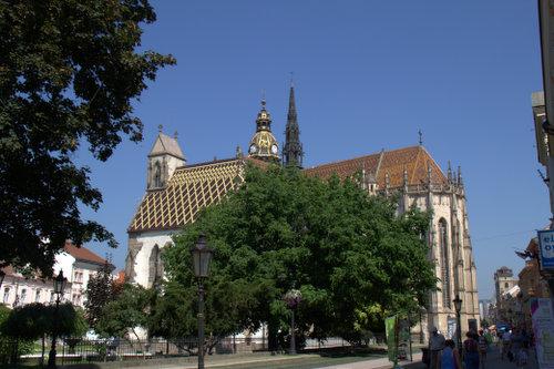 Das ist der St. Elisabeth-Dom in Kosice/M.Ramsauer
