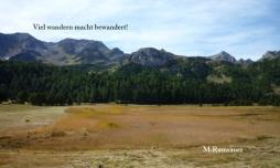 Zu Berge und wandern