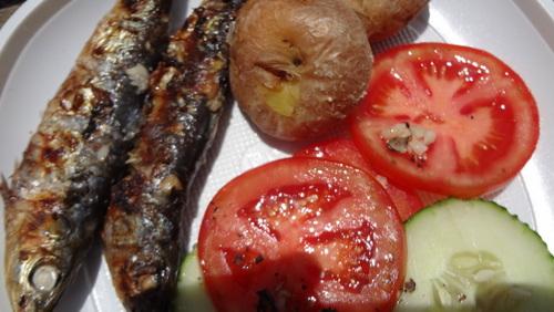 Edle Grundfische werden mehr und mehr durch Sardinen und Makrelen ersetzt.