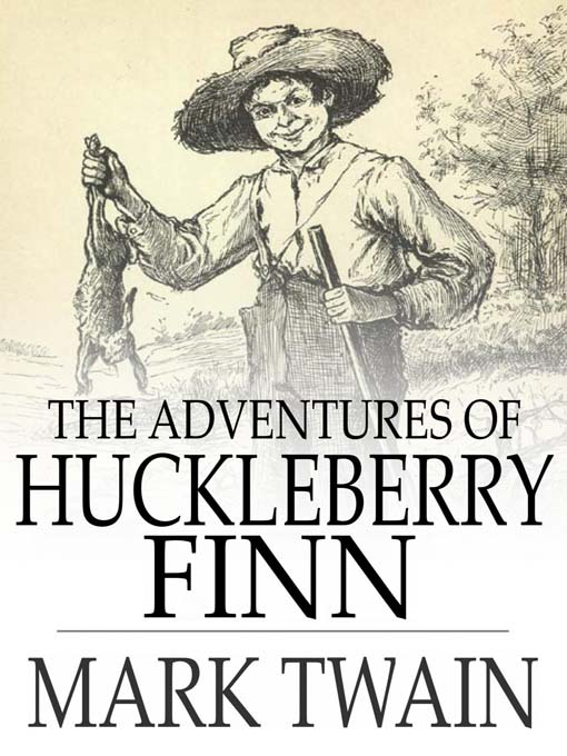 HUCKLEBERRY FINN/MARK TWAIN