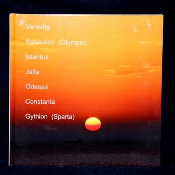 Titelseite von unserem Buch zu dieser Reise./F.Ramsauer/https://rivella49.wordpress.com/2013/11/04/venedig-krimvenice-crimea/