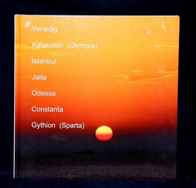 Titelseite von unserem Buch zu dieser Reise./F.Ramsauer
