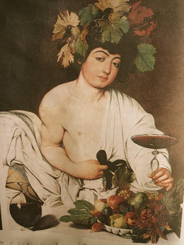 Gott des Weines
