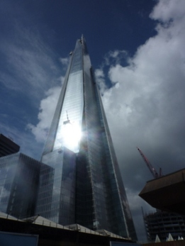 The Shard/London/