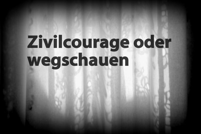 civil courage/coraggio civile