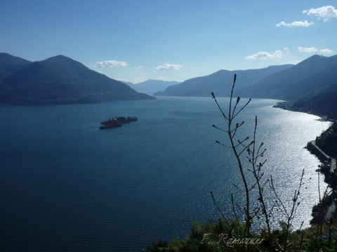 Brissago Inseln/Isole di Brissago/Brissago Islands