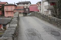 foto ponte vecchio camorino