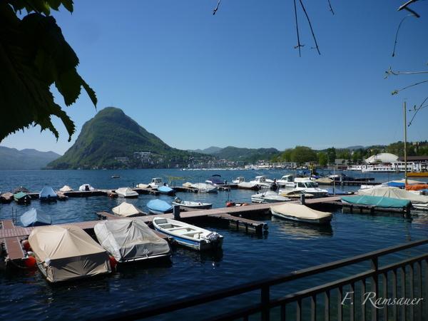 Lugano/Vom PARCO GIANI