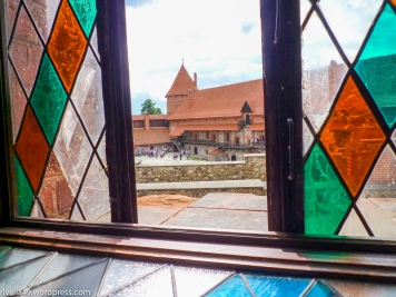 Trakai, first capital city of Lithuania.