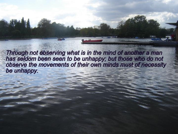 Quote by Marcus Aurelius