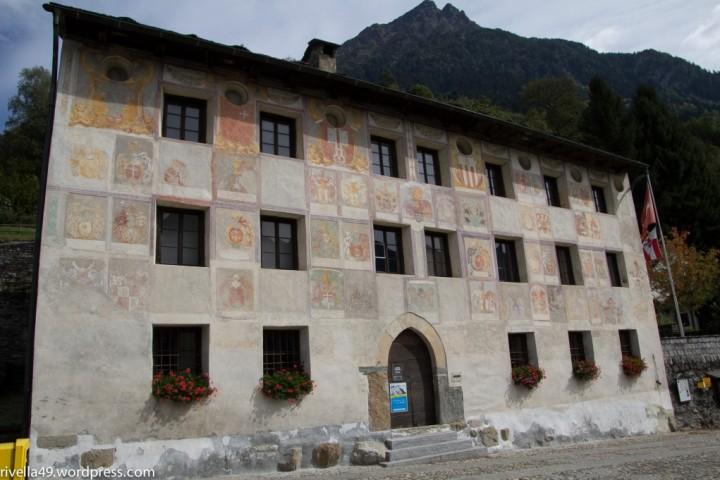 Museo a Lottigna/Valle di Blenio