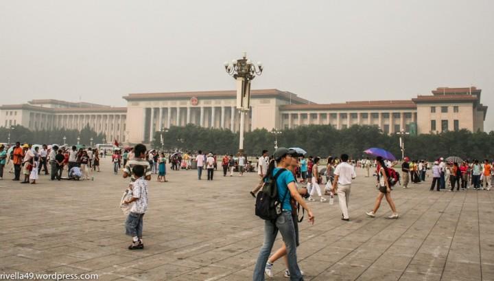 Tienanmendplatz, Peking