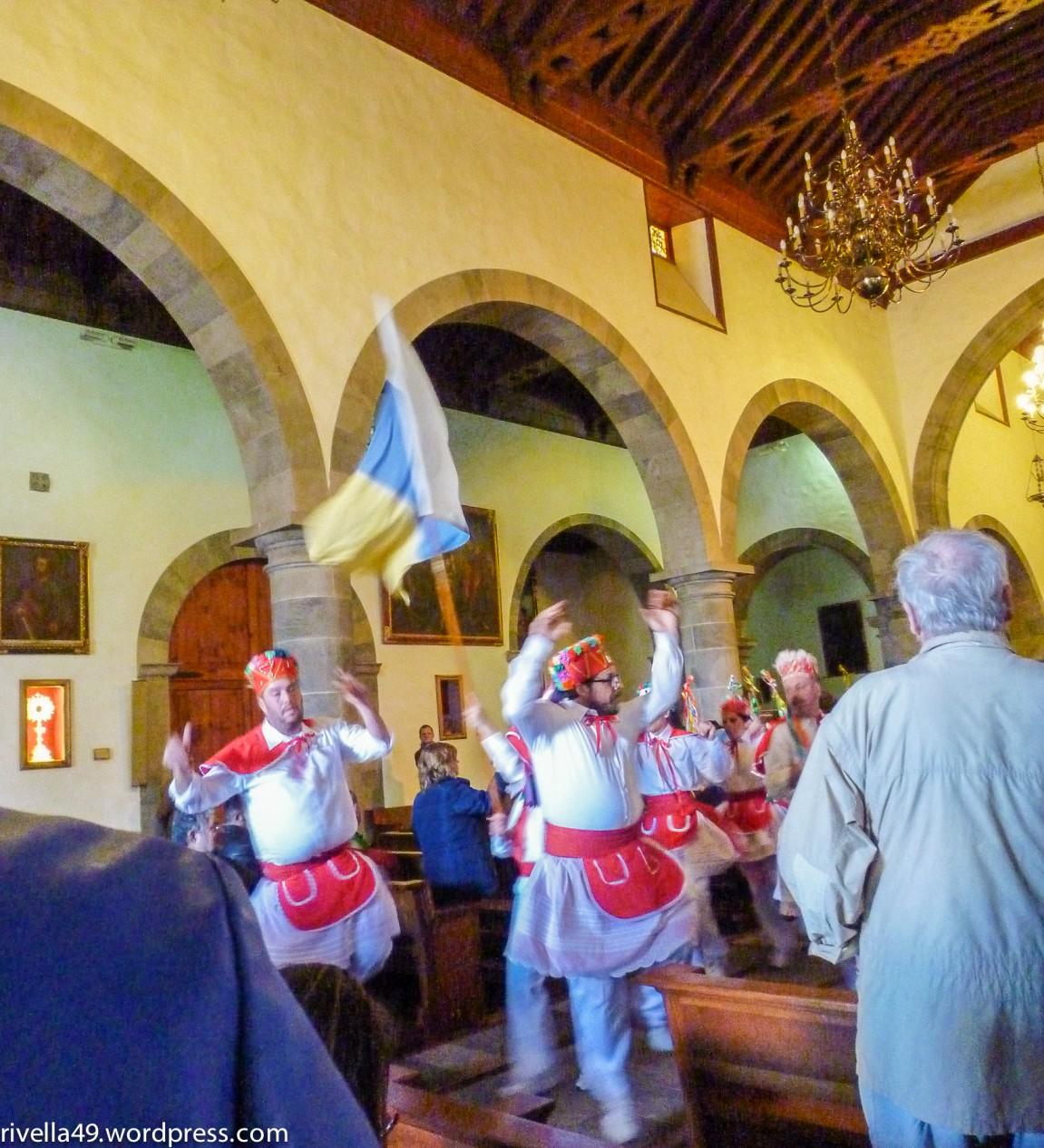 Am Fest des Heiligen Antonio