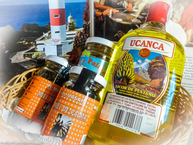 Goodies from the Canaria Islands!