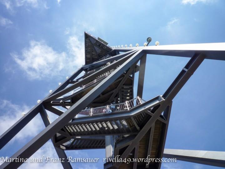 Der Aussichtsturm auf dem Uetliberg