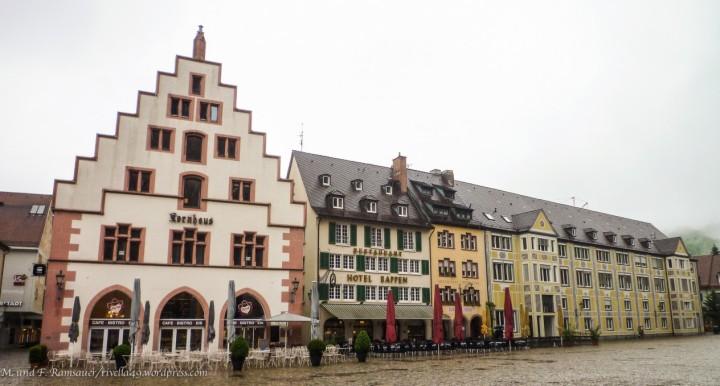 Auf dem Münster Platz