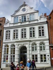 Das Buddenbroockhaus nach dem Roman von Thomas Mann