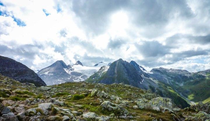 In den schweizer Bergen