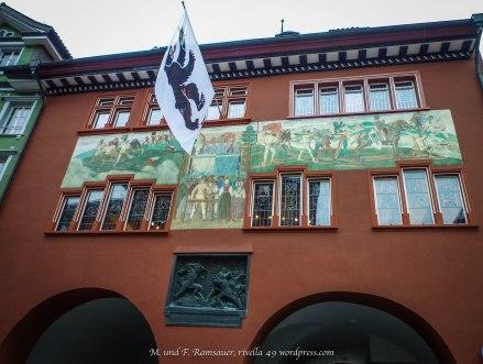 Rathaus/town hall/casa municipale
