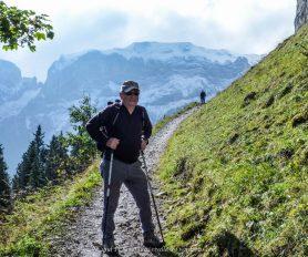 Aufstieg zum Wildkirchli/ascent to the Wildkirchli/salita verso il Wildkirchli
