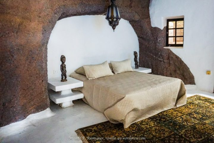 Bedroom in Lagomar