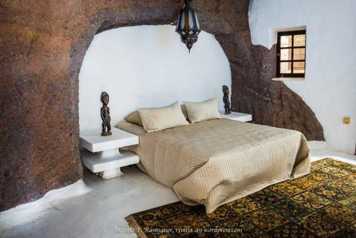 Bedroom in Lagomar