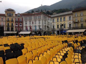 Piazza Grande, Locarno/ NACH DER LEERE DIE FÜLLE!!/After the emptiness the richness/Dopo il vuoto la pienezza!!