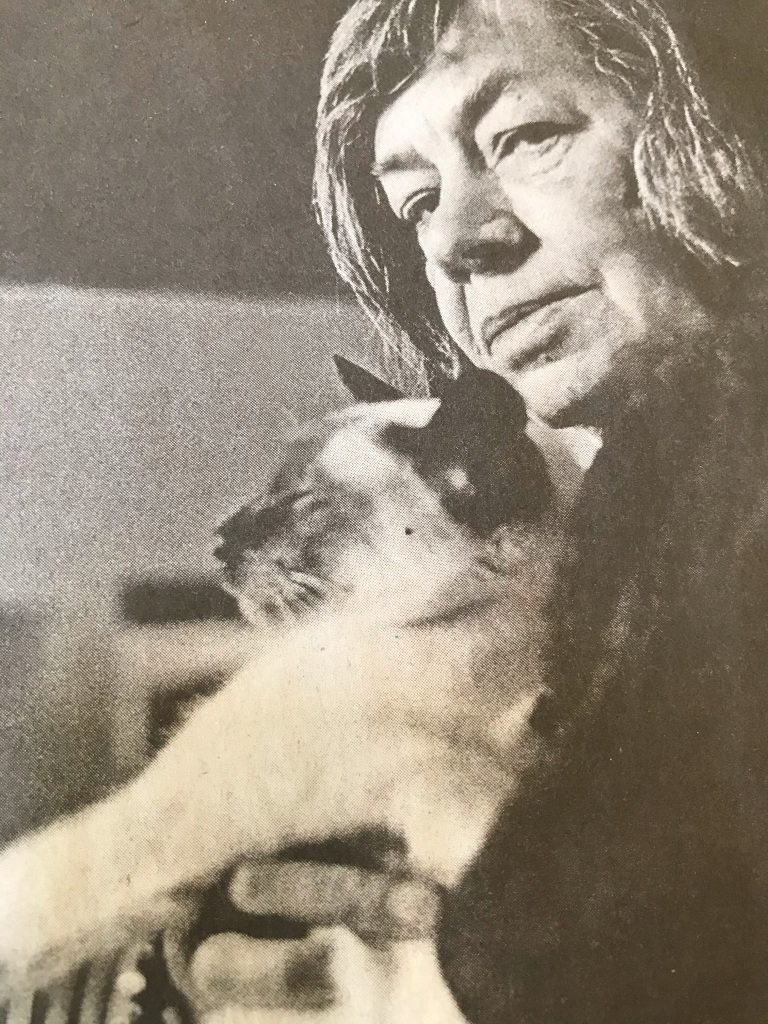 The presentation of Patricia Highsmith and Hanna arendt